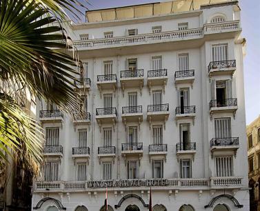 فنادق الإسكندرية - فندق ويندسور بالاس
