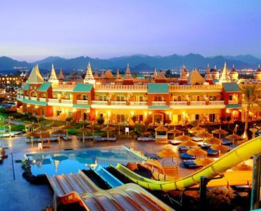 فندق أكوا بلو - شرم الشيخ